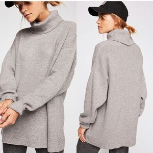 NWT~ FREE PEOPLE Softly Structured Sweater